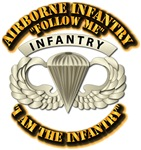 Airborne Infantry - Follow Me