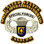 United States Special Operations Command - USSOCOM