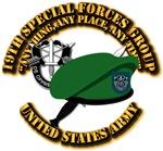 19th SFG - Beret Dagger DUI