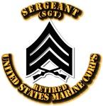 USMC - SGT - Retired