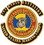 USMC - 1st Radio Battalion With text