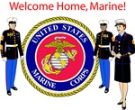 Welcome Home Marine!