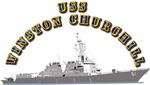 USS Winston Churchill - Ship