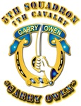 Cavalry - 7th Cav Regt - 5th Squadron