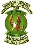 USMC - SSI - Marine Medium Tiltrotor Squadron 266