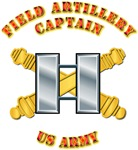 Artillery - Officer - Captain