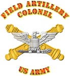 Artillery - Officer - COL