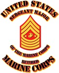 USMC - Sergeant Major of the Marine Corps