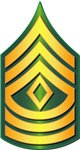 Army - First Sergeant E-8