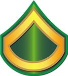 Army - Private First Class E-3