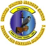 USMC - Marine Air Control Squadron 1