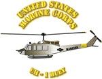 USMC - UH - 1 HUEY
