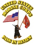 USMC - Pass in Review