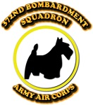 Army Air Corps - 372nd Bombardment Squadron
