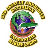 USMC - 2nd Assault Amphibian Battalion