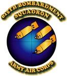 AAC - 615th Bomb Squadron