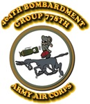 Army Air Corps - 464th BG Squadron - 778th