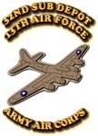 Army Air Corps - 32nd Sub Depot - 13th AF
