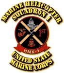 USMC - Marine Helicopter Squadron 1