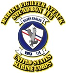 USMC - Marine Fighter Attack Squadron 115