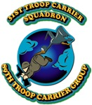 31st Troop Carrier Squadron - 89th Troop Carrier G
