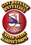 USMC - 51st Defense Battalion