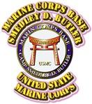 USMC -  Marine Corps Base - Smedly D. Butler