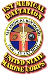 USMC - 1st Medical Battalion 1st MB