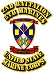 USMC - 2nd Battalion - 5th Marines