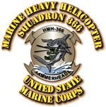 USMC - Marine Heavy Helicopter Squadron - 366