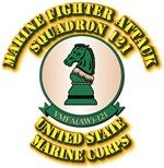 USMC - Marine Fighter Attack Squadron VMFA(AW)-121