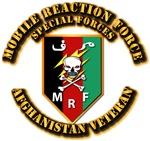 SOF - MRF - Afghanistan