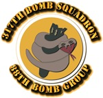 AAC - 317th Bomb Squadron, 88th Bomb Group