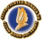 AAC - 432nd Fighter Bomber Squadron-432nd Bomb Squ
