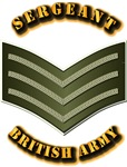 United Kingdom - Army - Sergeant
