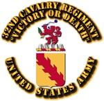 COA - 32nd Cavalry Regiment