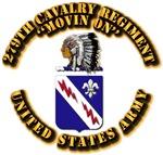COA - 279th Cavalry Regiment
