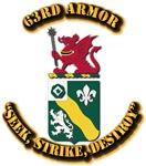 COA - 63rd Armor