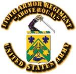 COA - 110th Armor Regiment