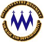 COA - 86th Infantry Regiment