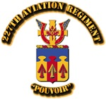 COA - 227th Aviation Regiment