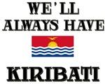 Flags of the World: We Will Always Have Kiribati