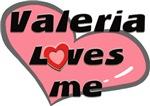 valeria loves me