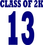 CLASS OF 2K13