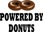 POWERED BY DONUTS