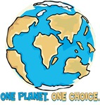 One Planet, One Choice