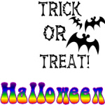 Halloween Tees and Trick or Treat Bags