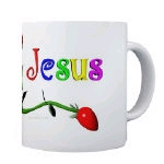 Christian Art Mugs