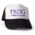 Christian Art Hats & Caps