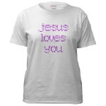 Christian Women's T Shirts